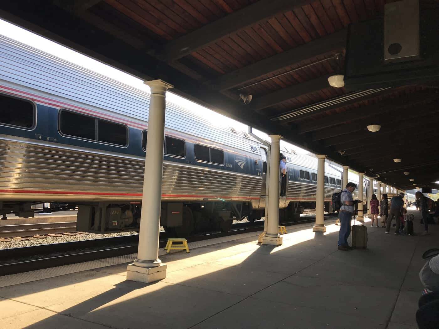5 Things Not To Do On Amtrak