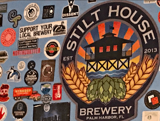 Breweries Tarpon Springs and Palm Harbor