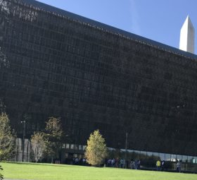 National Museum of African American History, Washington DC