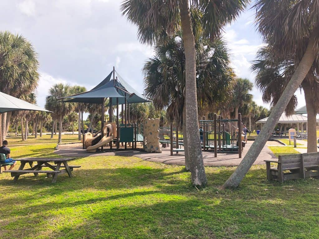 Honeymoon Island Playground