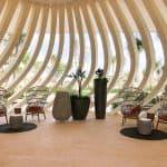 Contemporary architecture - Grand Palladium Costa Mujeres