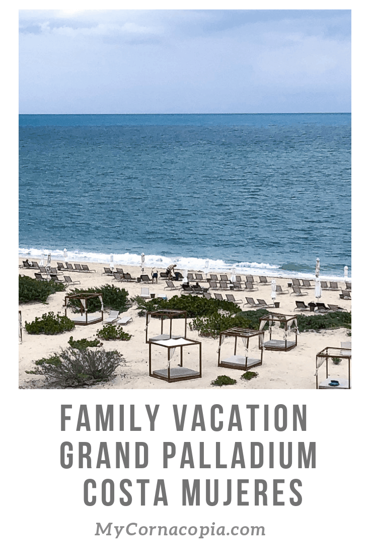 Mexican beaches at Grand Palladium