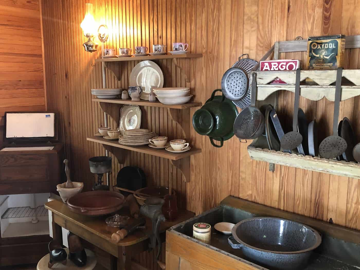 Kitchen at Ybor Museum