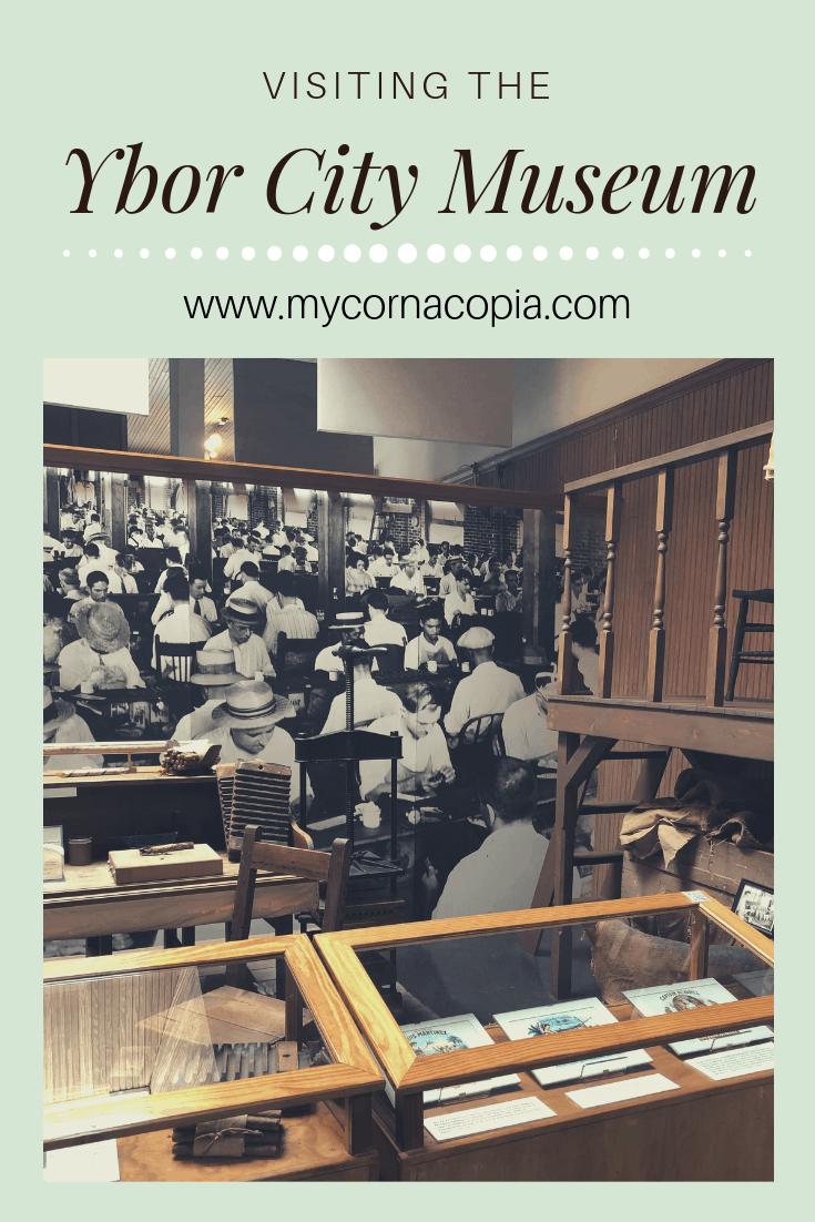 Pinterest Ybor City Museum