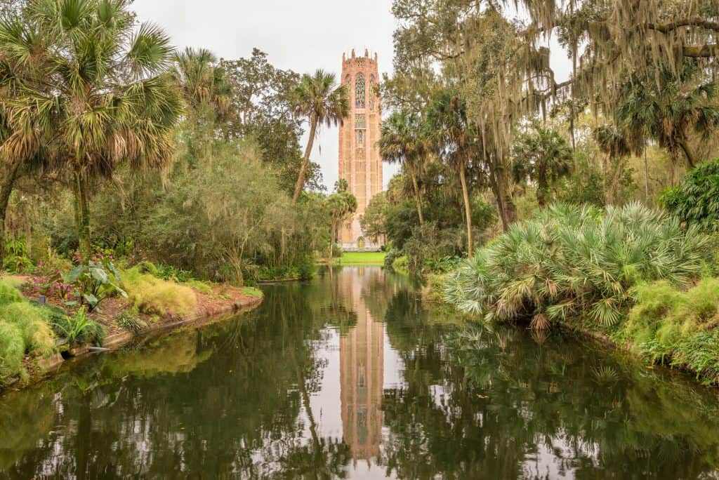 Bok Tower Garden in Florida