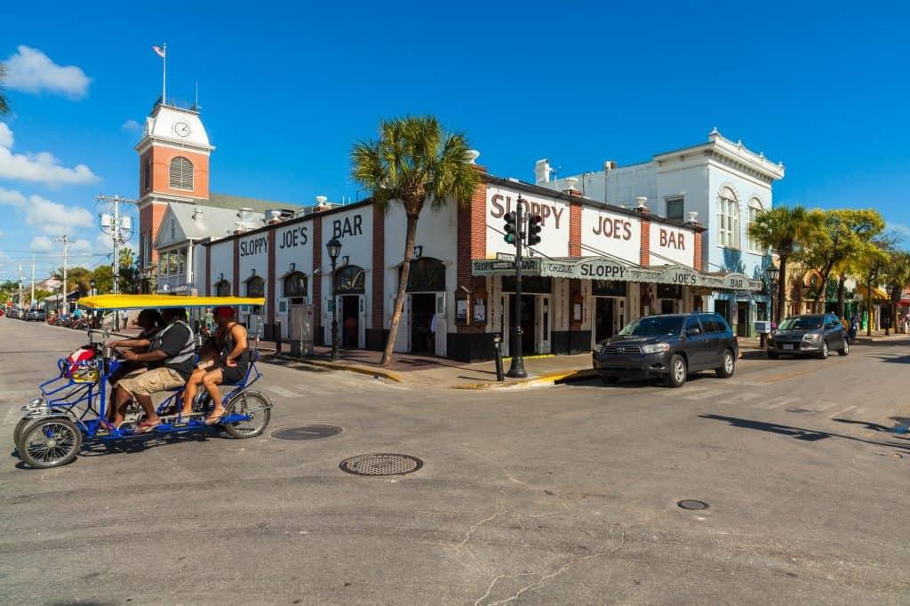 Sloppy Joes Bar, Key West